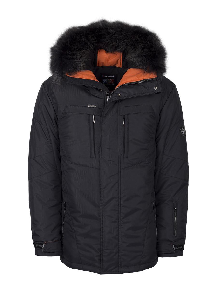 Мужская зимняя куртка AutoJack: Модель 0478